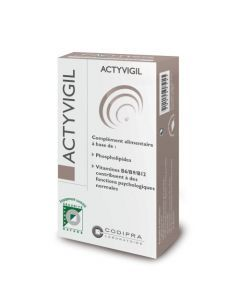 Codifra Actyvigil 21 Gélules Licaps