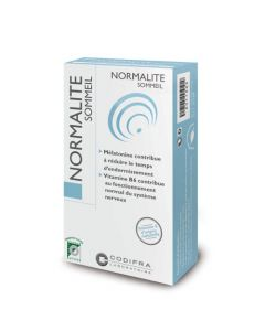 Codifra Normalite Sommeil 30 Capsules