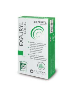 Codifra Expuryl 60 Gélules