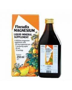 Salus Magnésium Minéral Drink 250ml