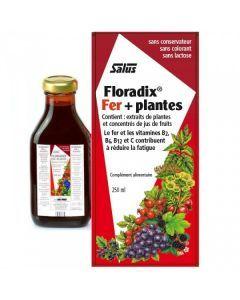 Salus Floradix Fer+plantes 250ml