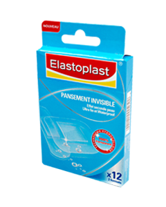 Elastoplast Pansement Invisible 12 Pansements