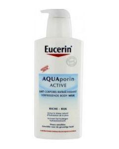 Eucerin Aquaporin Active Lait Corporel Rafraîchissant 400ml