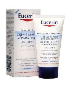 Eucerin Crème Mains Réparatrice 5% Urée 75ml