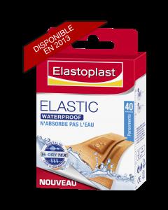 Elastoplast Pansement Elastic Waterproof 40 Pansements