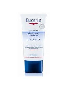 Eucerin Crème Visage Calmante 12% Omega 50ml