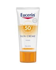 Eucerin Sun Crème Visage SPF 50 50ml