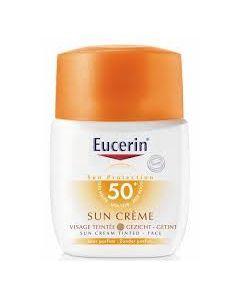 Eucerin Sun Protection Crème Visage Teintée SPF 50 50ml