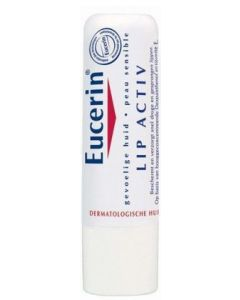 Eucerin Soin Actif Lèvres Stick 4.8g