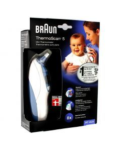 Braun Thermomètre Auriculaire Thermoscan Irt4520
