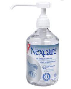 Nexcare Gel Mains Antiseptique 500ml