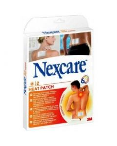 Nexcare Patchs Chauffants 2 Patchs