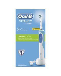 Oral-B Vitality CrossAction, Brosse à dents électrique, par Braun