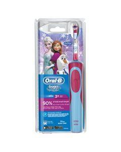 Oral-B Stages Power Brosse À Dents Électrique Rechargeable Pour Enfants Avec Personnages La Reine Des Neiges De Disney 1 Manche 1 Brossette