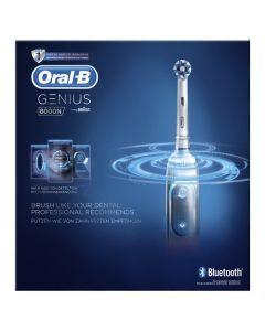 Oral-B Genius 8000N Brosse À Dents Électrique Par Braun