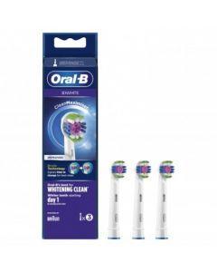 Oral B 3D White Brossettes x3