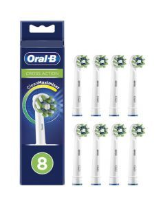 Oral-B Cross Action 8 Brossettes Pack XXL