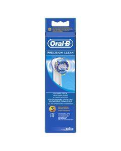 Oral-B Precision Clean Brossettes De Rechange Pour Brosse À Dents Électrique x3