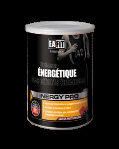 EAFIT Inergy Pro Boisson Énergétique Fruits Rouges 500g