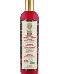 Natura Siberica Shampoing Kraniska et Amarante Cheveux Colorés 400ml