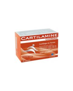 Cartilamine Chondro Articulation 60 Tablettes