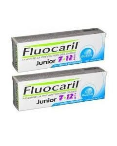 Fluocaril Junior 7-12ans Gel Bubble Duo 50ml