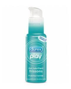 Durex Play Gel Lubrifiant Frisson 50ml