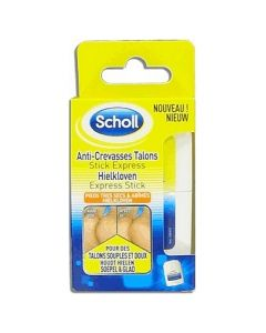 Scholl Stick Express Anti Crevasses Talons 21g