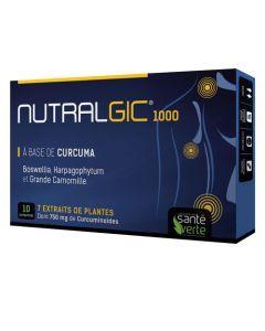 Santé Verte Nutralgic1000 10 Comprimés