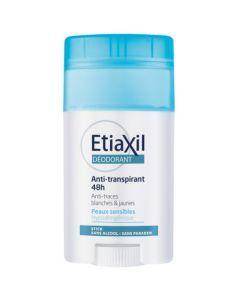 Etiaxil Déodorant Anti-transpirant 48h Stick 40ml