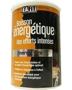 EAFIT Inergy Pro Boisson Énergétique Pêche 500g