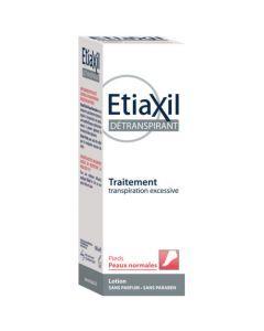 Etiaxil Déotranspirant Pieds Peaux Normales 100ml