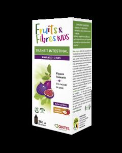 Ortis Fruit & Fibres Kids Sirop 250ml