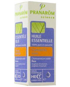 Pranarôm Huile Essentielle Camomille Noble 5ml