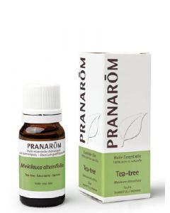 Pranarôm Huile Essentielle Tea Tree Arbre à Thé  10ml