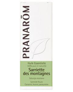 Pranarôm Huile Essentielle Sarriette des Montagnes 5ml