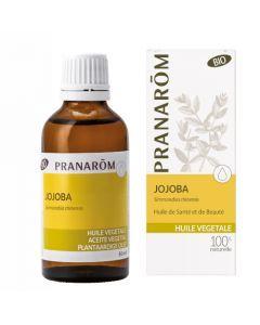 Pranarôm Huile Végétale Bio de Jojoba 50ml