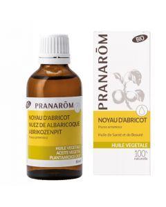 Pranarôm Huile Végétale de Noyau d'Abricot Bio 50ml