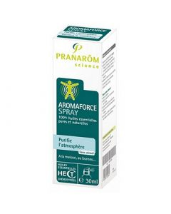 Pranarom Aromaforce Spray Purifiant d'Atmosphère 30ml