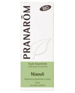 Pranarôm Bio Huile Essentielle Niaouli 10ml