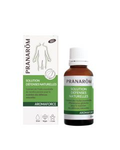 Pranarôm Aromaforce Solution Bio Défenses Naturelles 30ml