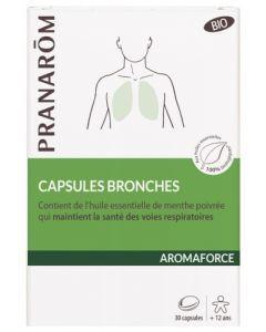 Pranarôm Capsules Bronches 30 capsules