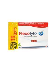 Flexofytol Articulations, Muscles et Tendons 180 Capsules + 5 Offertes