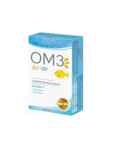 OM3 Junior - 60 Capsules