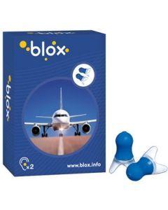 Blox Avion Bouchons d'Oreilles Adulte 2 Paires
