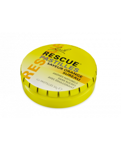 Rescue Pastilles Orange 50g