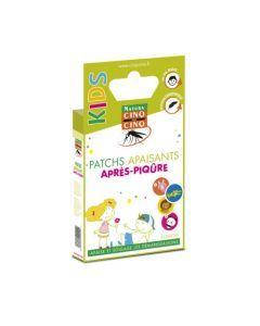 Cinq sur Cinq Natura Patchs Apaisant Kids 20 Patchs