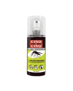 Cinq Sur Cinq Lotion Anti-moustiques Zones Tempérées 75ml