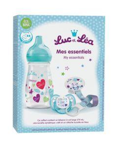 """Luc et Léa Coffret """"Mes essentiels"""""""