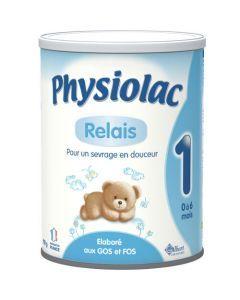 Physiolac Relais 1 Lait Infantile 1er Âge 900g